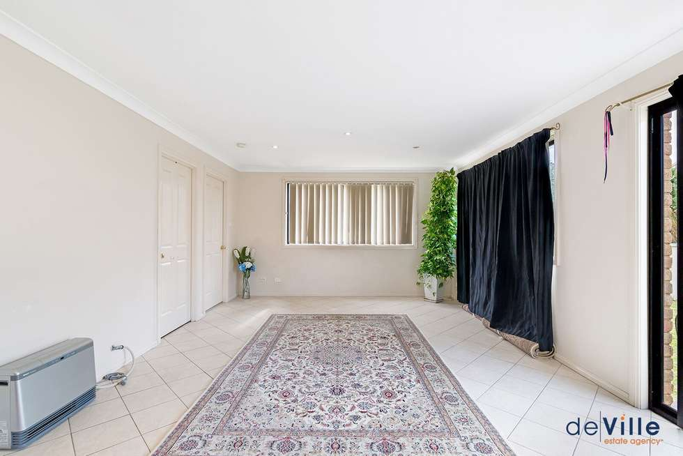 Third view of Homely house listing, 23 Rosewood Street, Parklea NSW 2768
