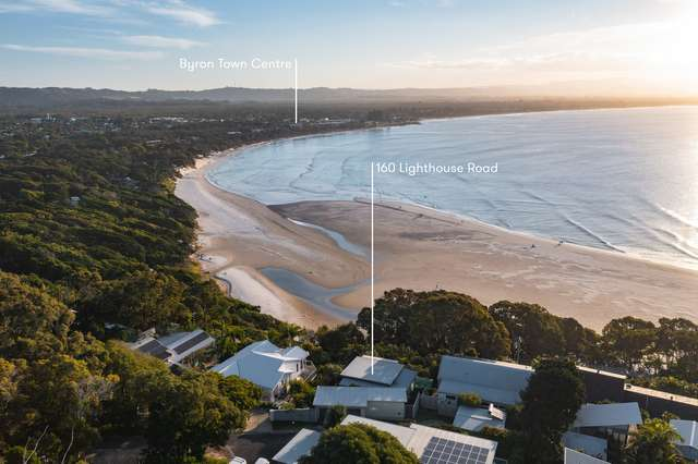 160 Lighthouse Road, Byron Bay NSW 2481