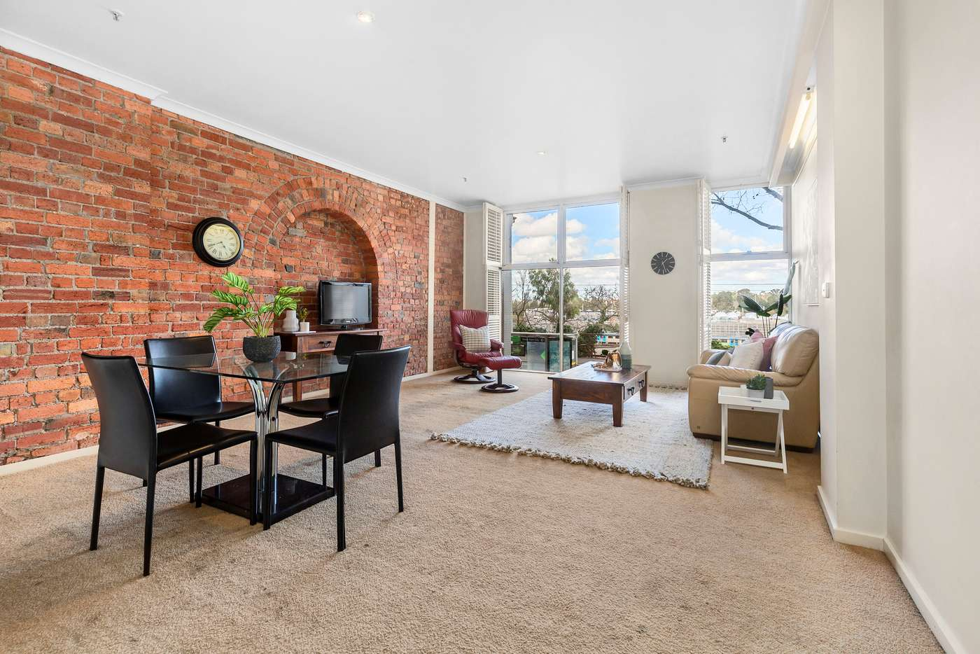 Main view of Homely apartment listing, 102/130 Flinders Street, Melbourne VIC 3000