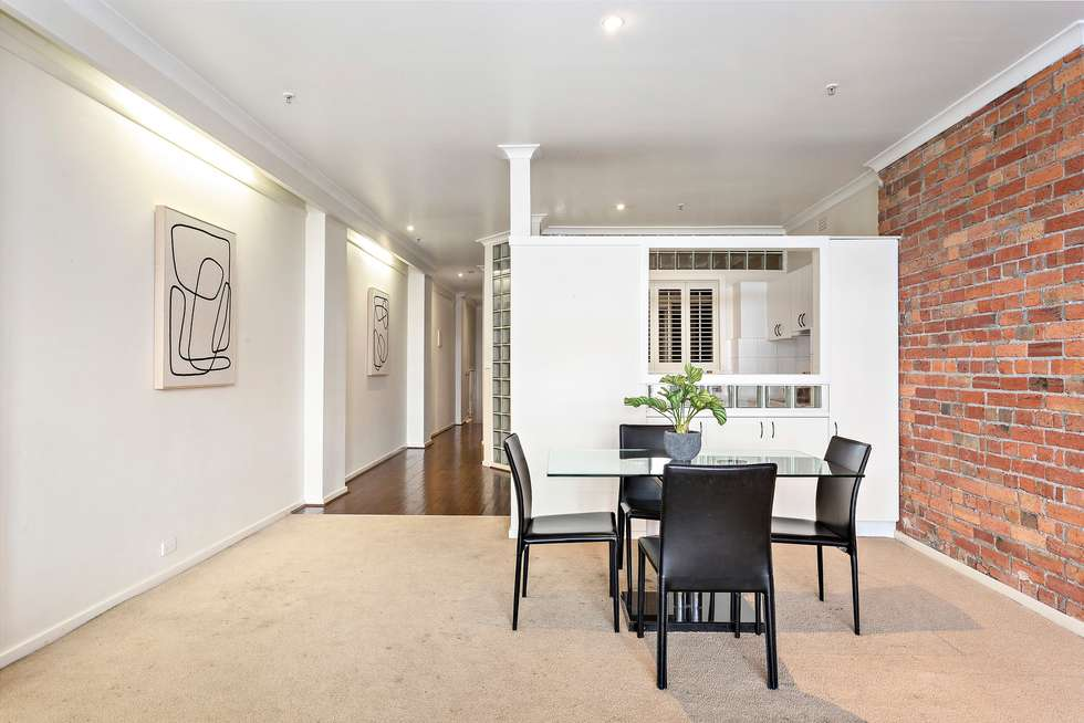 Second view of Homely apartment listing, 102/130 Flinders Street, Melbourne VIC 3000