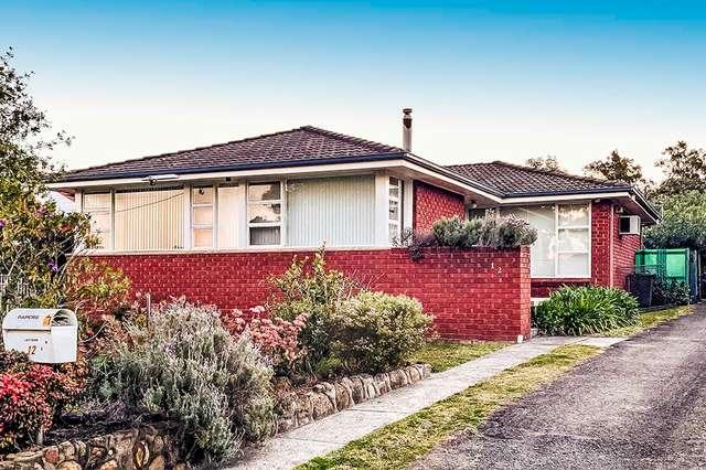 12 Joan Street, Dapto NSW 2530