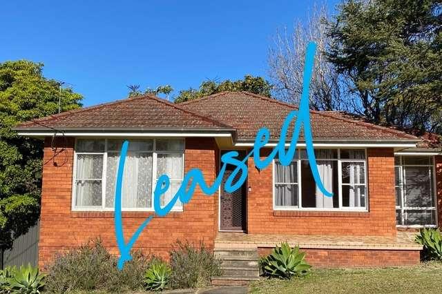 1 Albemarle Street, Dundas NSW 2117