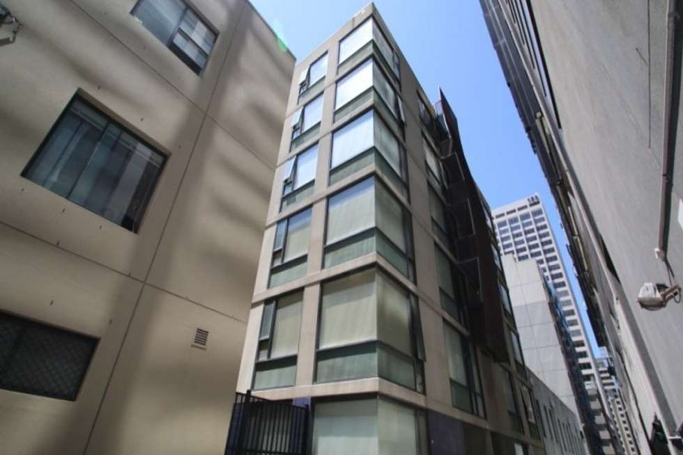 Second view of Homely studio listing, 204/68 Hayward Lane, Melbourne VIC 3000