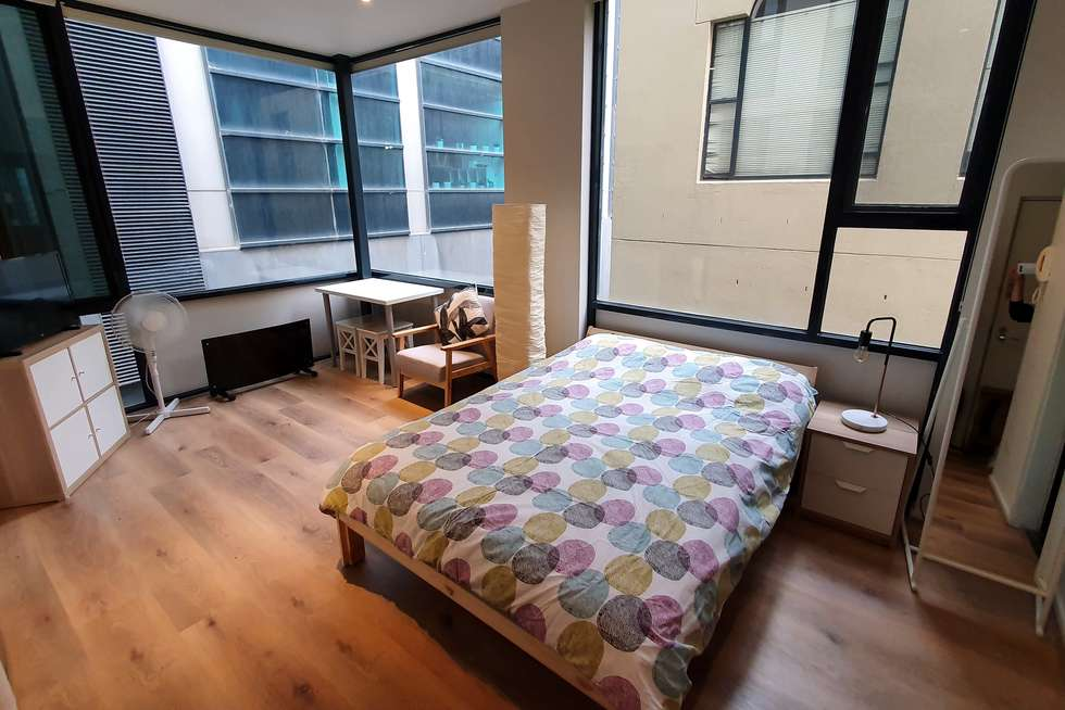 Fourth view of Homely studio listing, 204/68 Hayward Lane, Melbourne VIC 3000