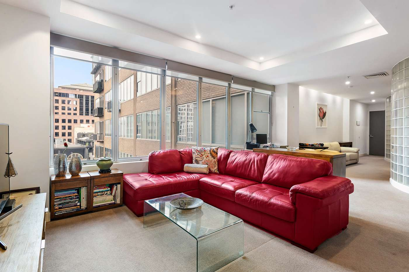 Main view of Homely apartment listing, 903/325 Collins Street, Melbourne VIC 3000