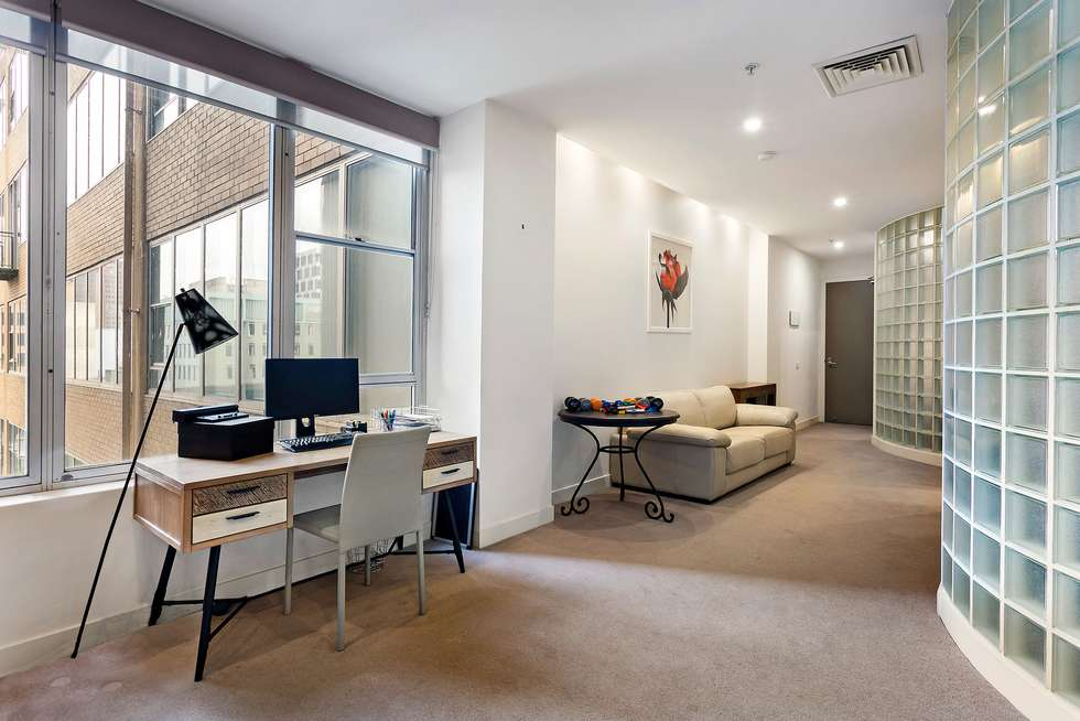 Second view of Homely apartment listing, 903/325 Collins Street, Melbourne VIC 3000