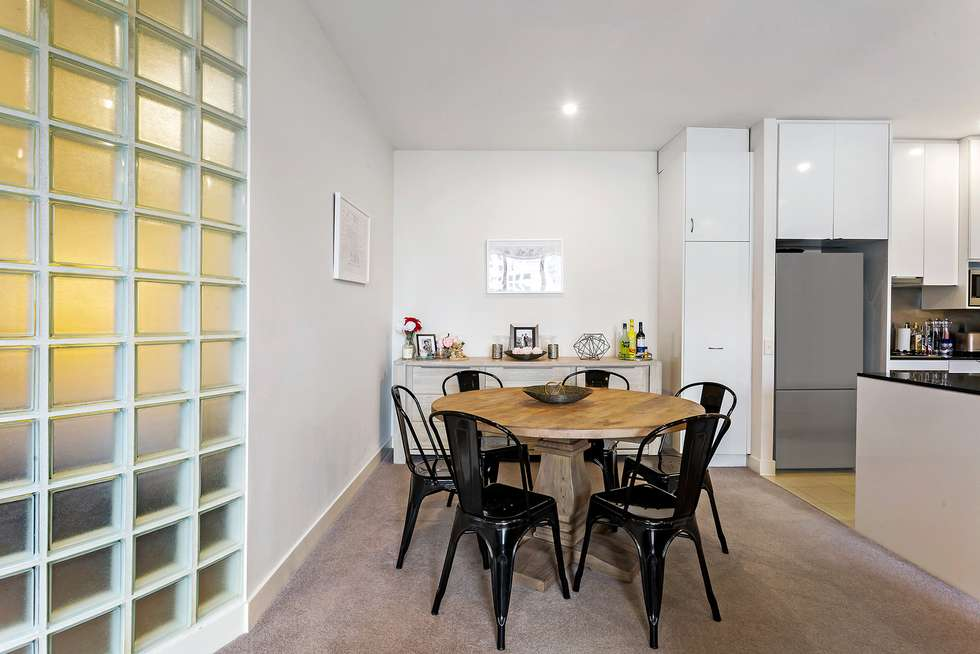 Third view of Homely apartment listing, 903/325 Collins Street, Melbourne VIC 3000