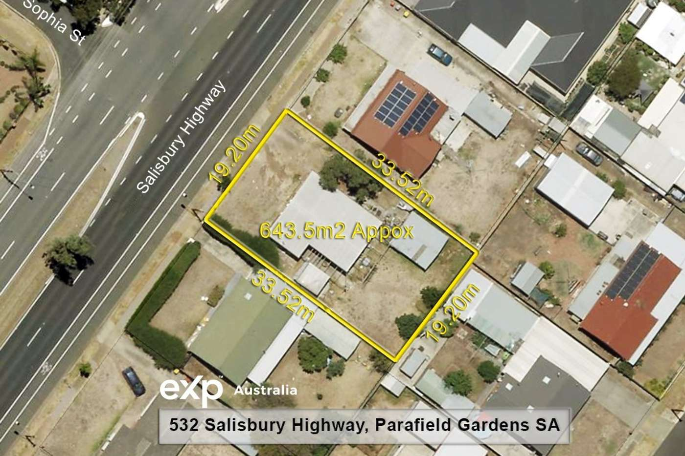 Main view of Homely house listing, 532 Salisbury Highway, Parafield Gardens SA 5107
