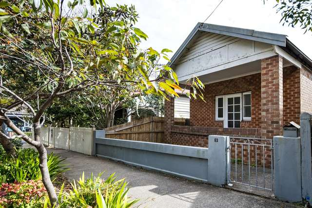 63 Lords Road, Leichhardt NSW 2040
