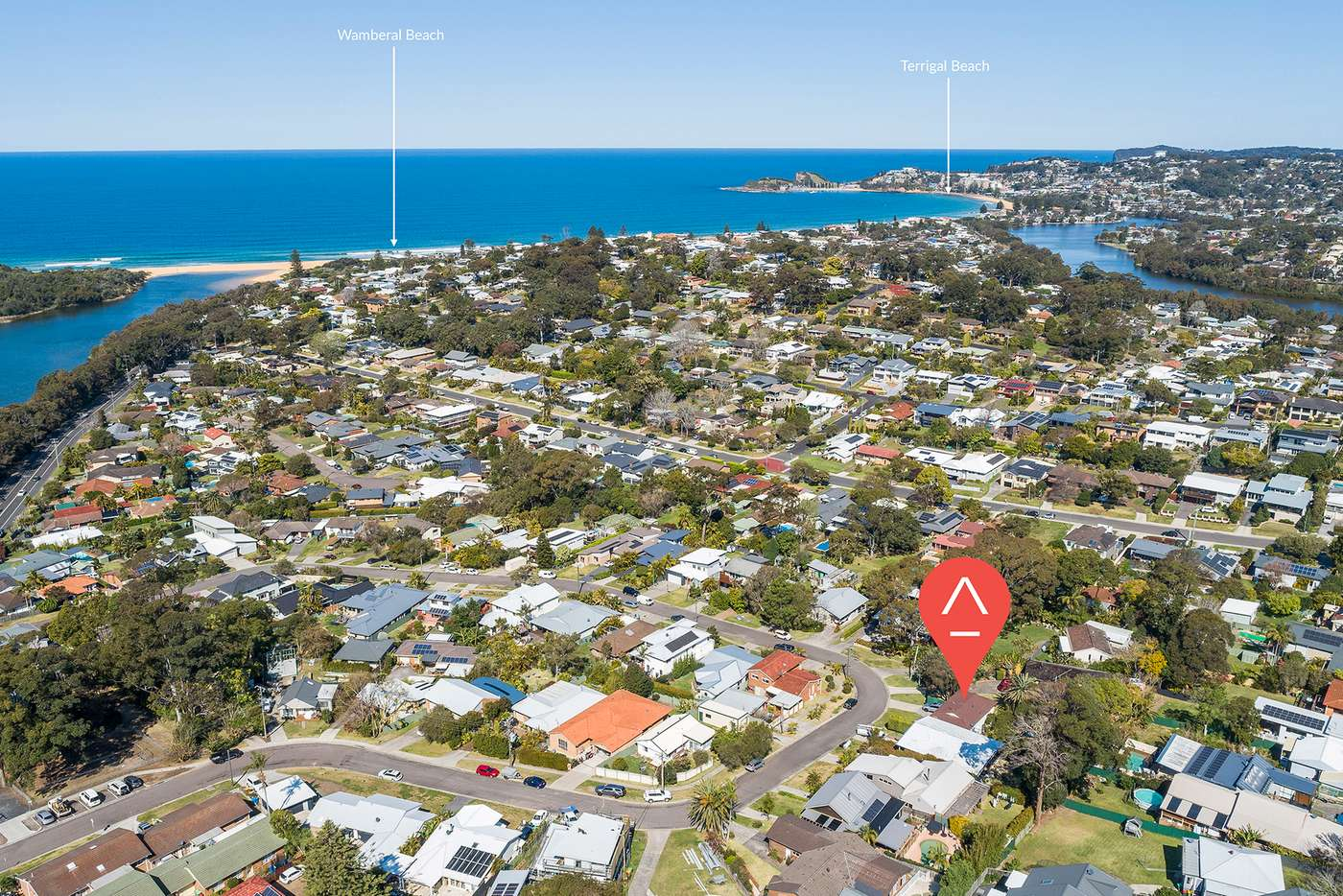Main view of Homely house listing, 36 Lucinda Avenue, Wamberal NSW 2260