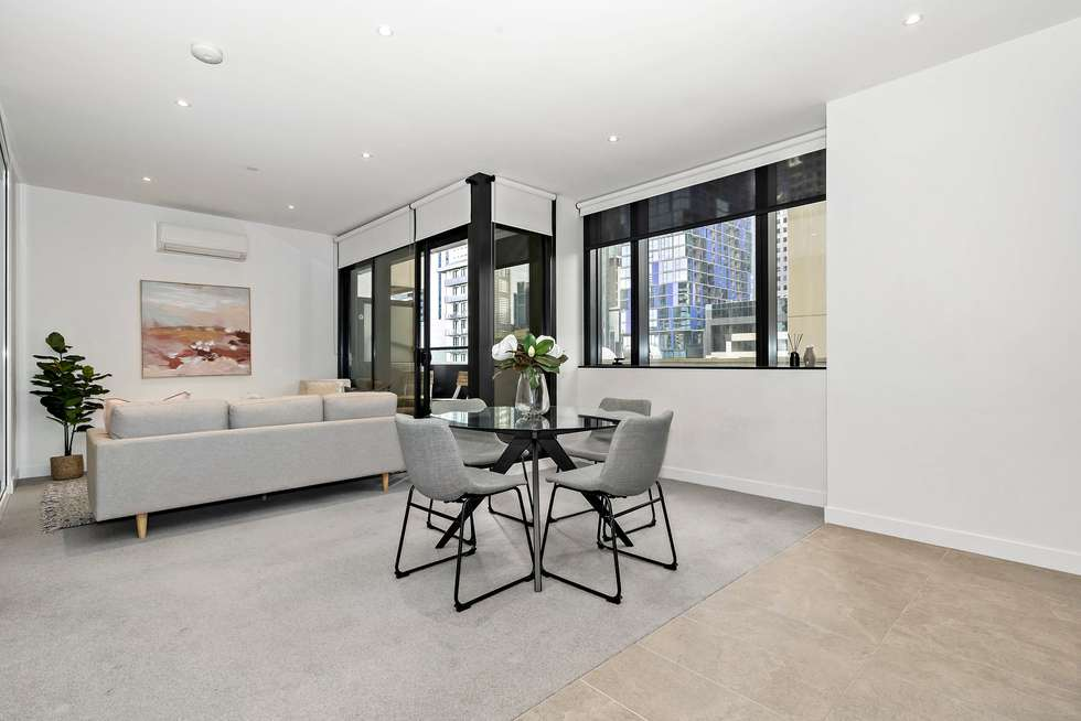 Fourth view of Homely apartment listing, 802/120 A'beckett Street, Melbourne VIC 3000