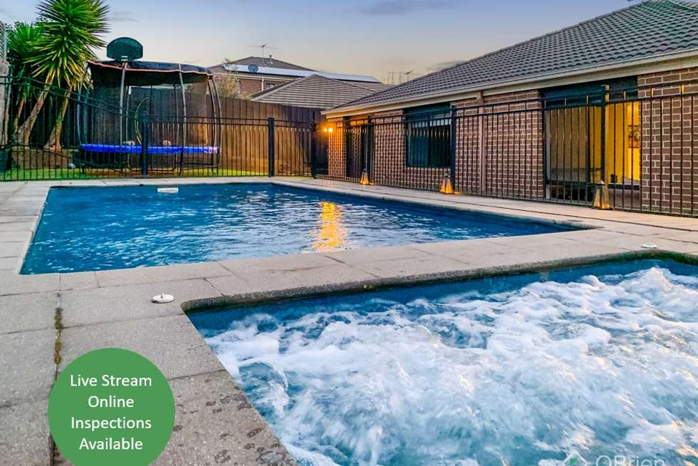 Second view of Homely house listing, 7 Golden Way, Skye VIC 3977