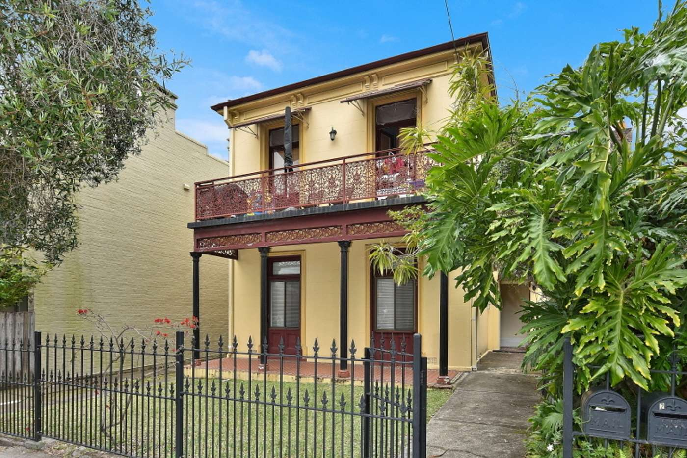 Main view of Homely apartment listing, 3/15 Bogan Street, Summer Hill NSW 2130