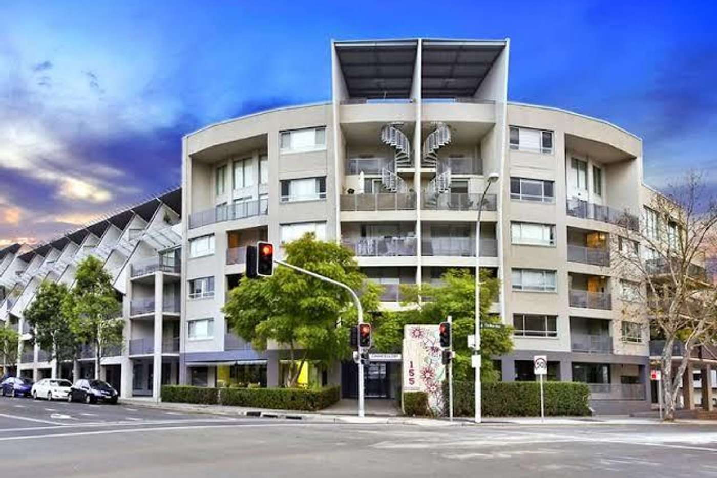 Main view of Homely apartment listing, 27/155 Missenden Road, Newtown NSW 2042