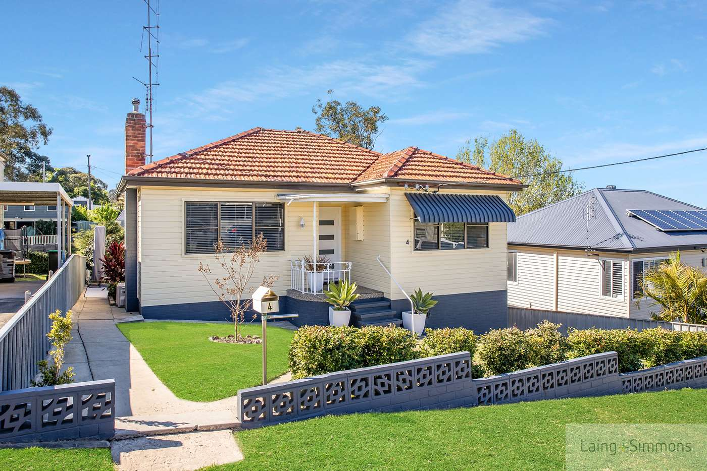 Main view of Homely house listing, 4 Hendrick Street, Cardiff NSW 2285