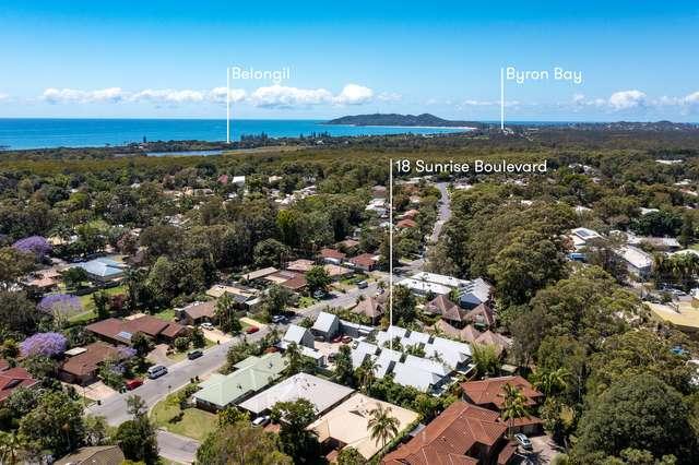 18 Sunrise Boulevard, Byron Bay NSW 2481