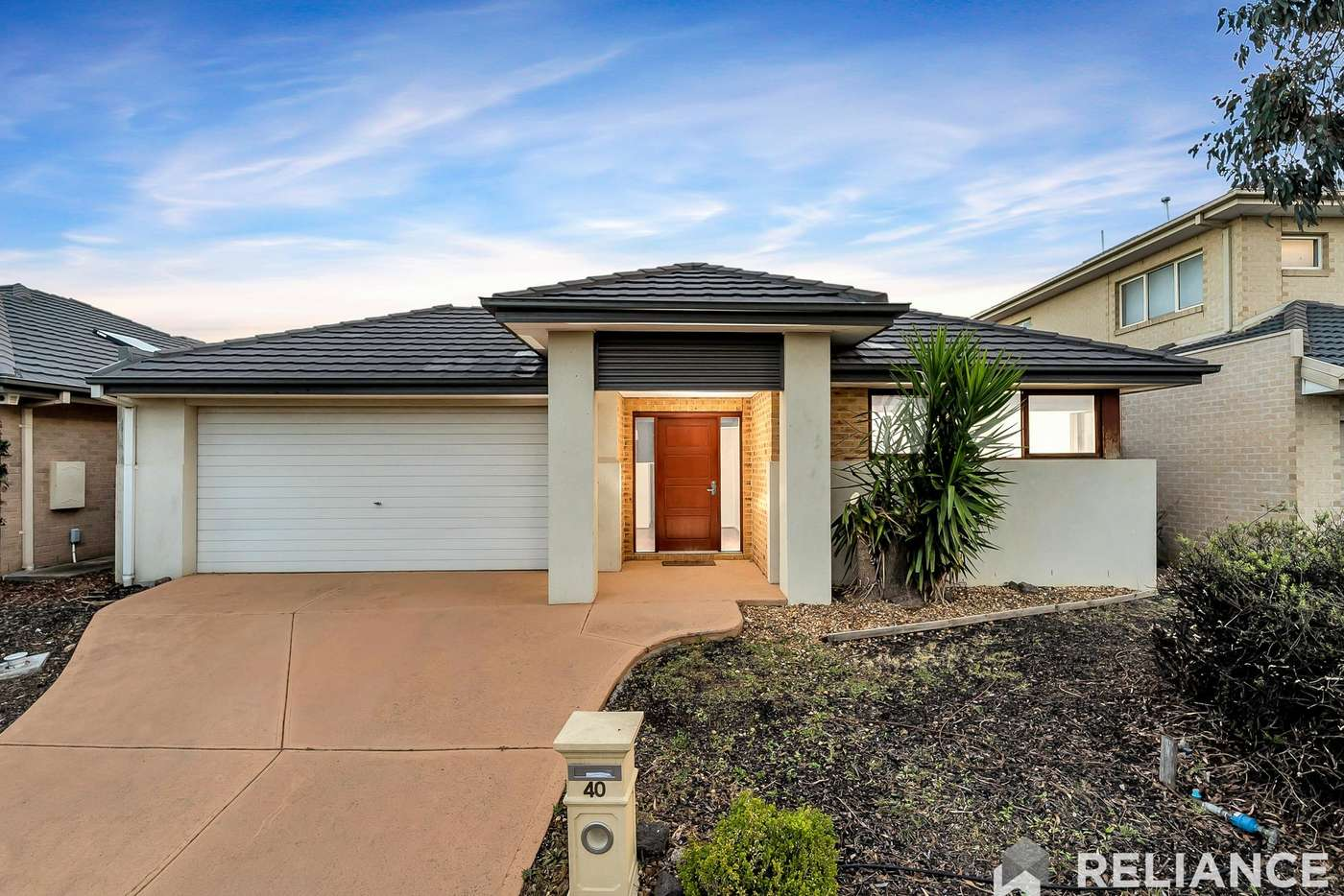 Main view of Homely house listing, 40 Middle Park Drive, Point Cook VIC 3030