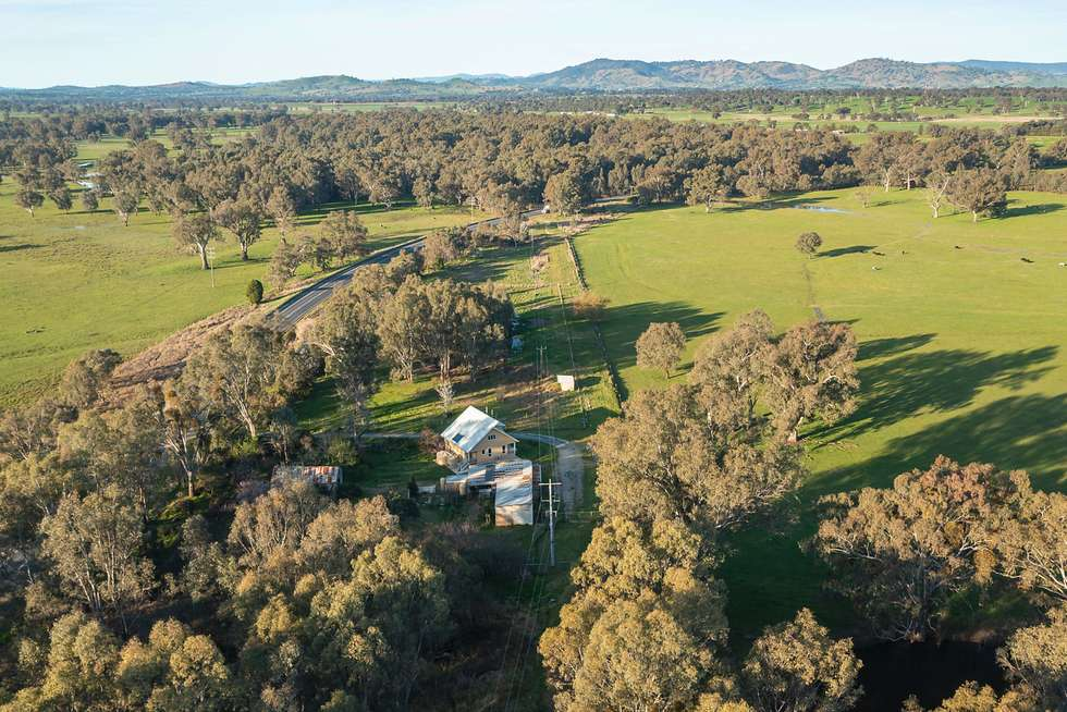Third view of Homely acreageSemiRural listing, 3829 Murray Valley Highway, Bonegilla VIC 3691