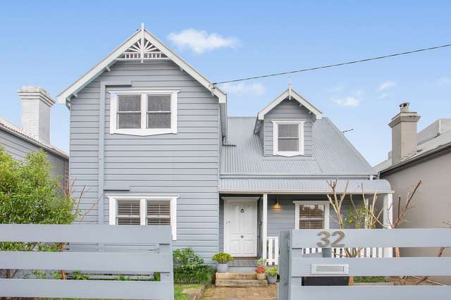 32 Denison Street, Rozelle NSW 2039