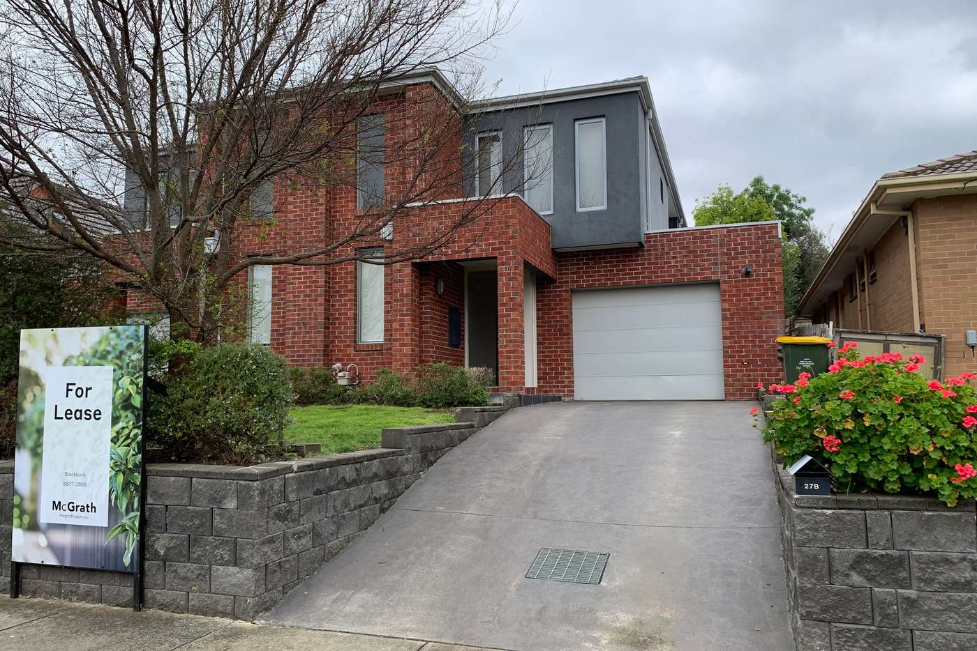 Main view of Homely townhouse listing, 27B Joyhill Avenue, Box Hill South VIC 3128
