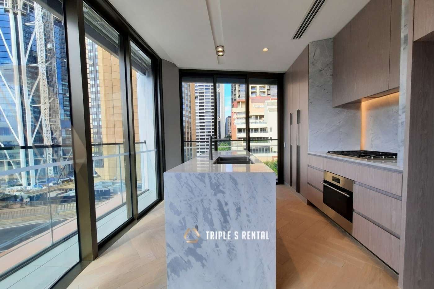 Main view of Homely apartment listing, Level 6/85 Harrington Street, The Rocks NSW 2000