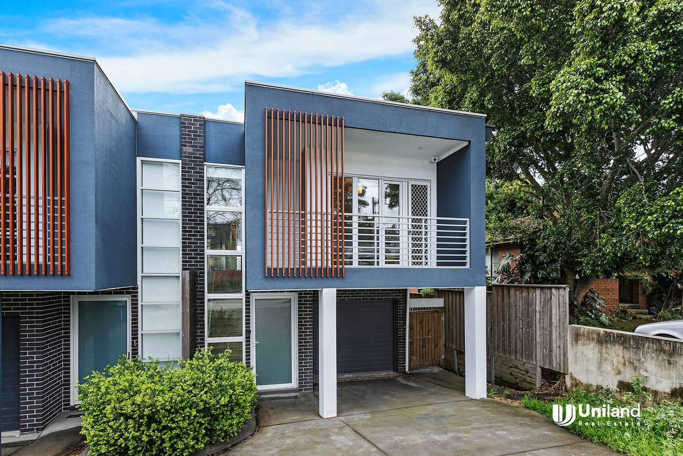 Main view of Homely semiDetached listing, 25 Stewart Street, Dundas Valley NSW 2117