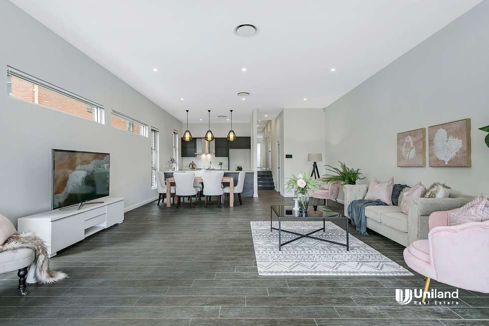 Second view of Homely semiDetached listing, 25 Stewart Street, Dundas Valley NSW 2117