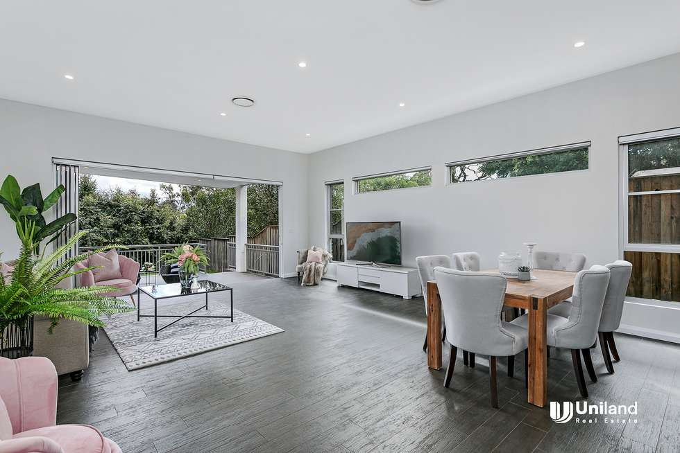Third view of Homely semiDetached listing, 25 Stewart Street, Dundas Valley NSW 2117