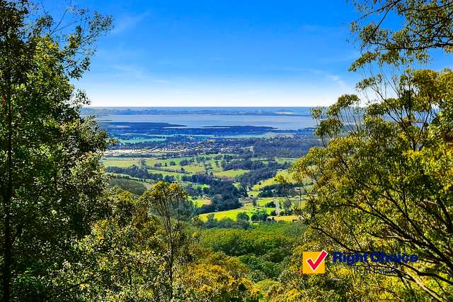 693 Yellow Rock Road, Tongarra NSW 2527