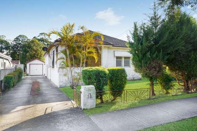 58 Eldon Street, Riverwood NSW 2210