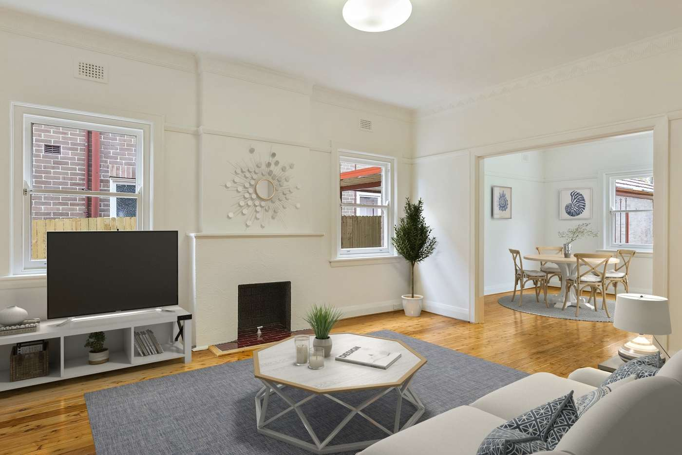 Main view of Homely house listing, 1/6 Sunning Place, Summer Hill NSW 2130