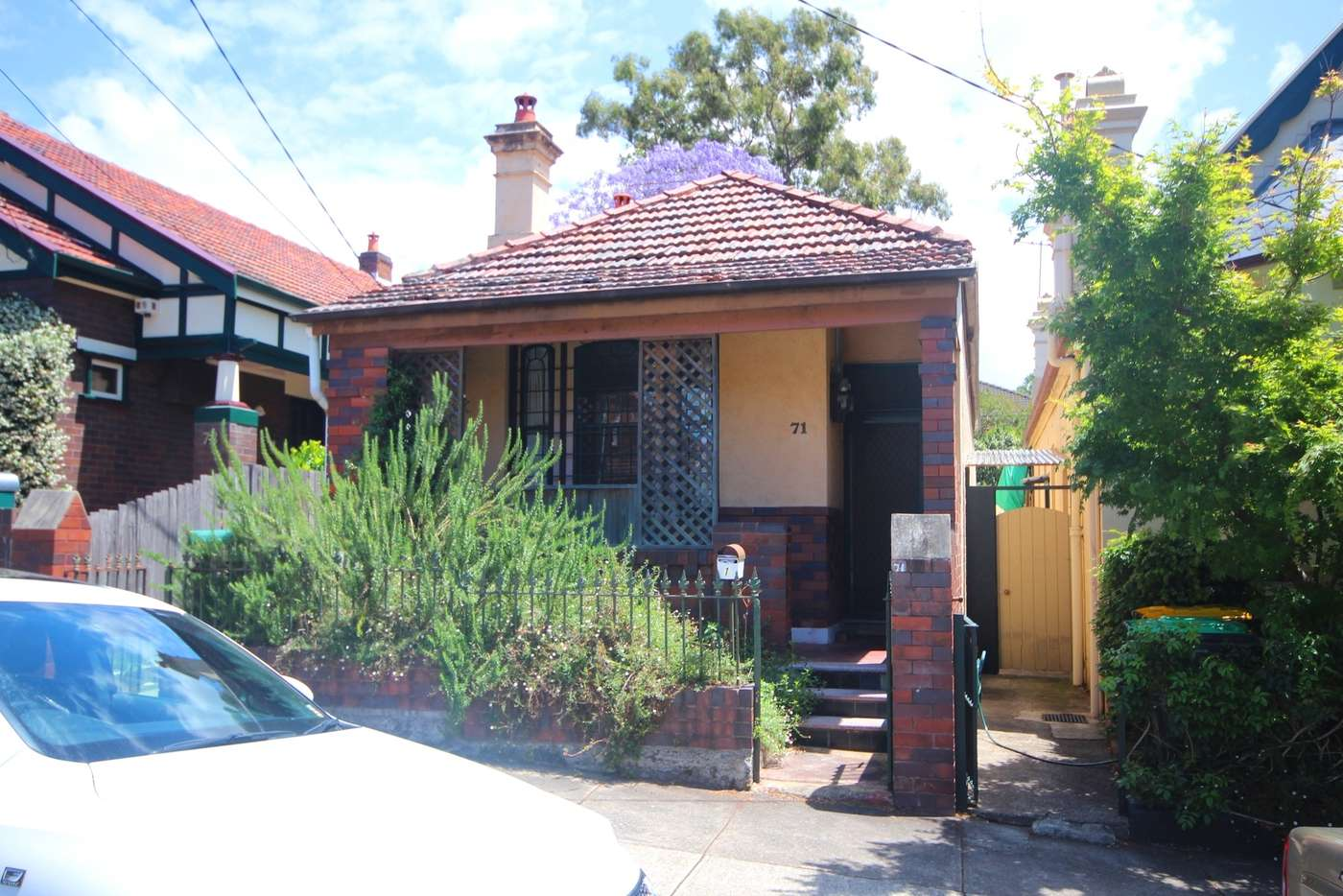Main view of Homely apartment listing, 2/71 Morris Street, Summer Hill NSW 2130