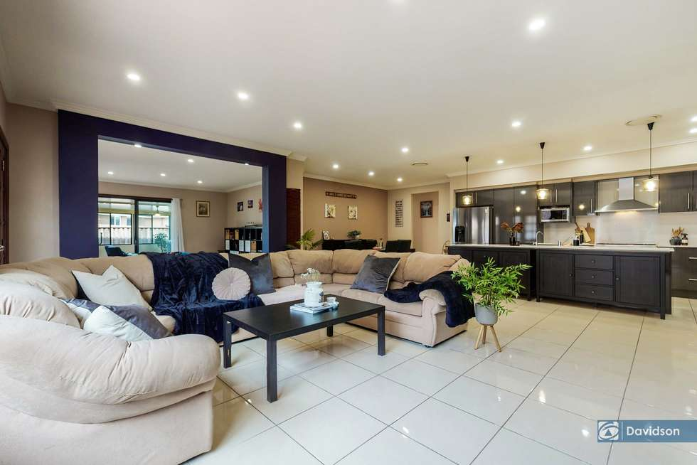 Second view of Homely house listing, 15 William Buckley Drive, Carnes Hill NSW 2171