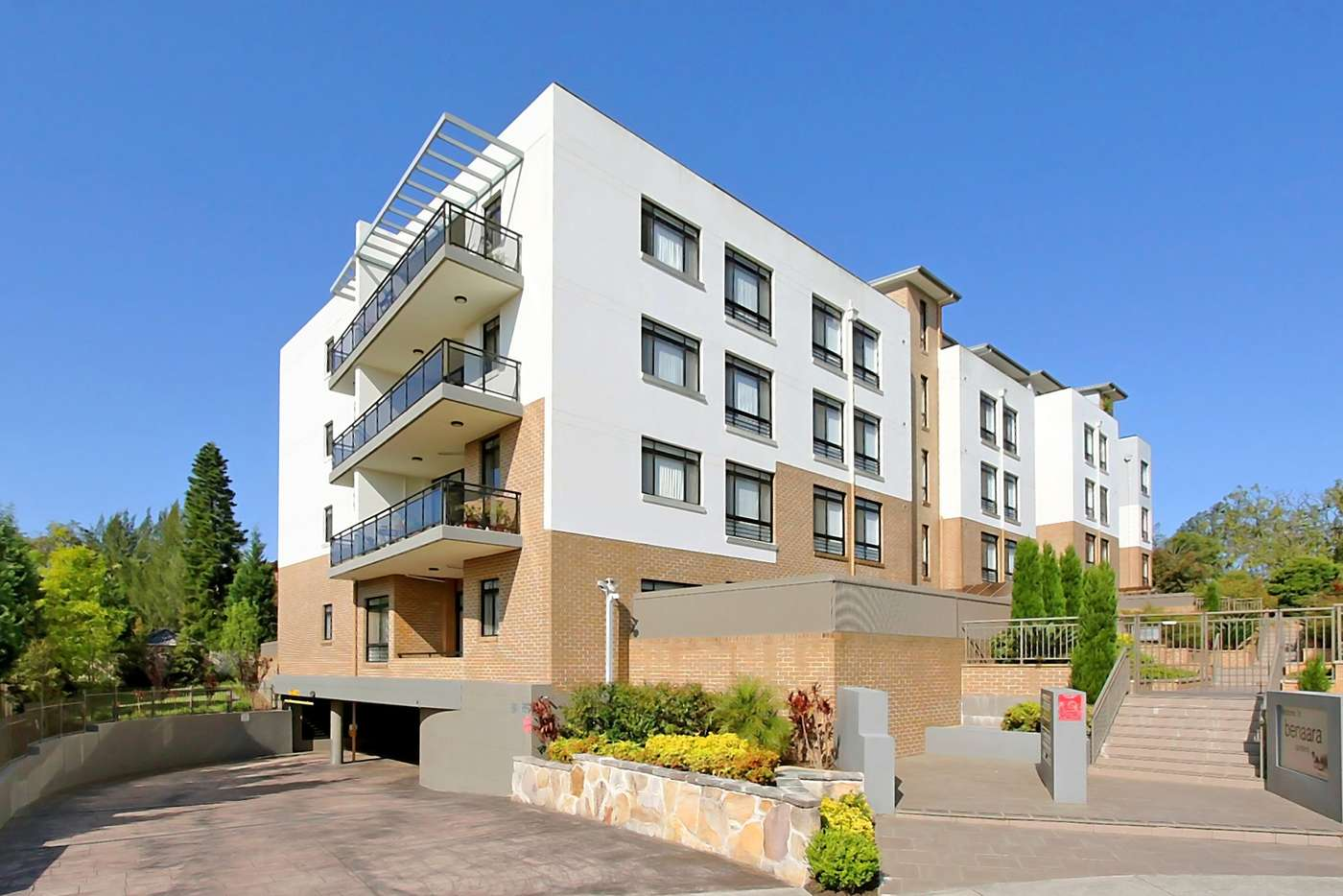 Main view of Homely unit listing, 20/2-4 Purser Avenue, Castle Hill NSW 2154