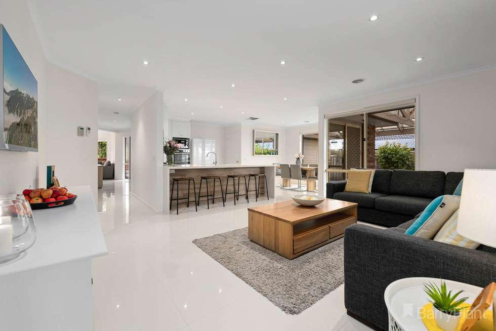 Fourth view of Homely house listing, 21 Serendip Court, Narre Warren VIC 3805