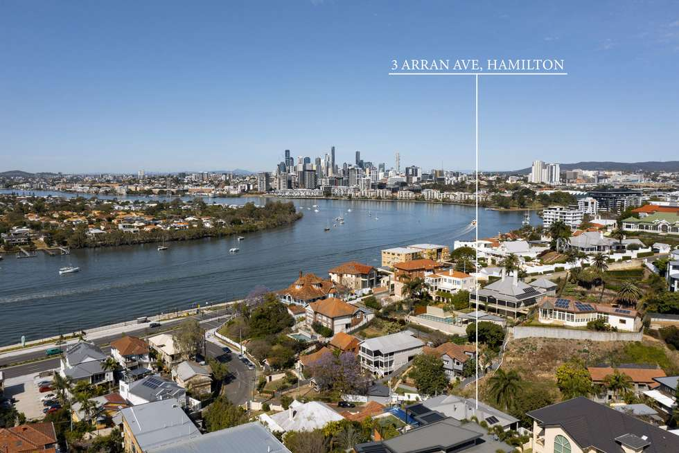 Third view of Homely house listing, 3 Arran Avenue, Hamilton QLD 4007