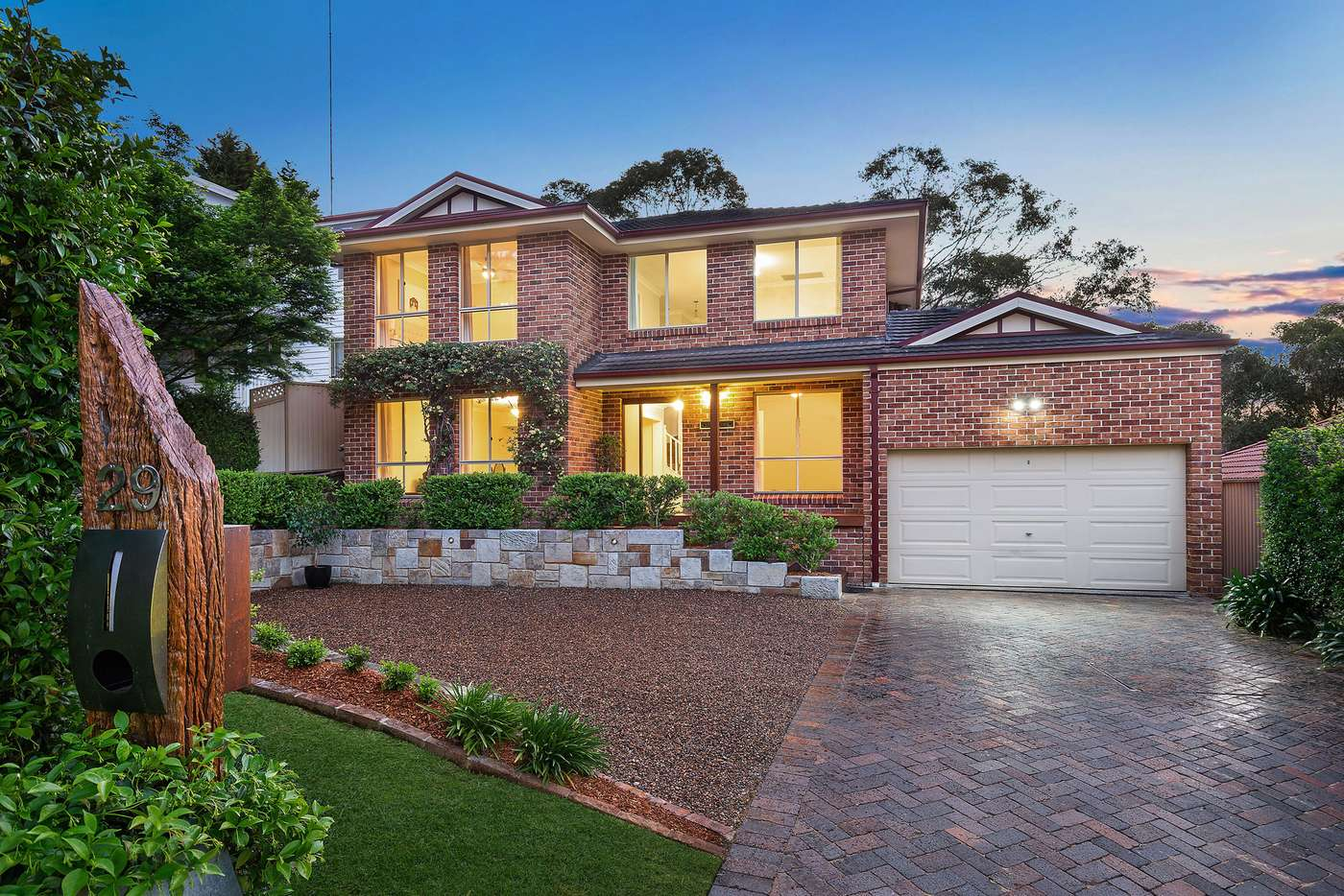 Main view of Homely house listing, 29 Kalang Road, Mount Colah NSW 2079