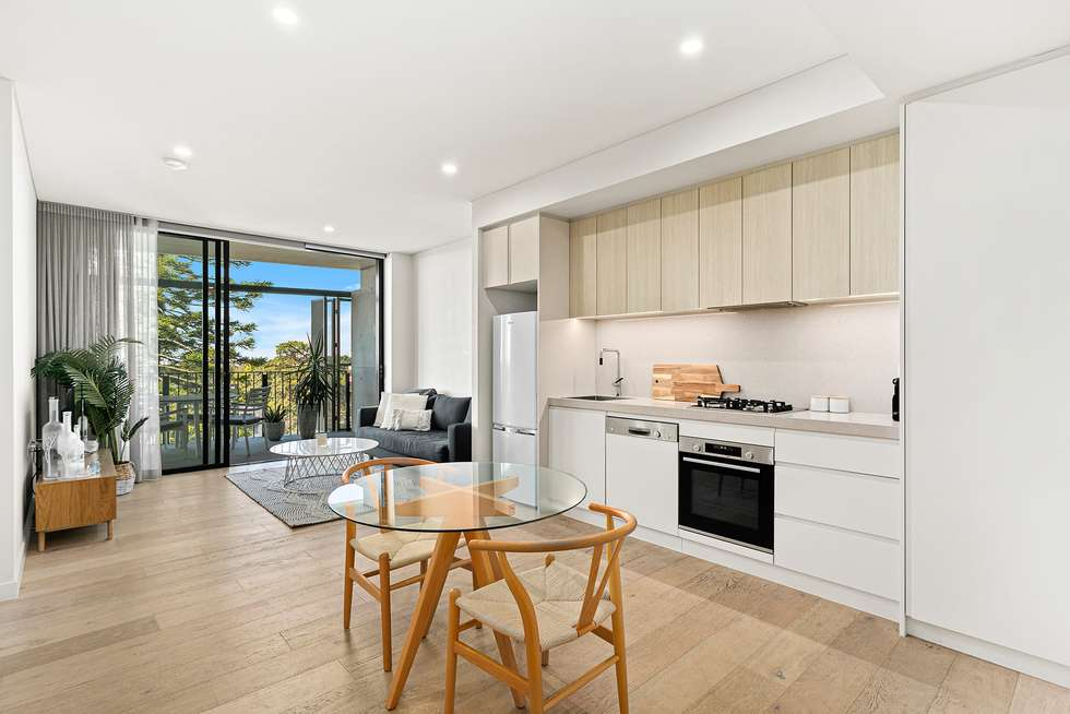 Second view of Homely apartment listing, 306/416 Kingsway, Caringbah NSW 2229