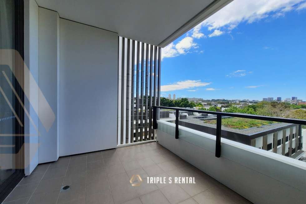 Third view of Homely apartment listing, Level 6/2 Foundry Street, Erskineville NSW 2043