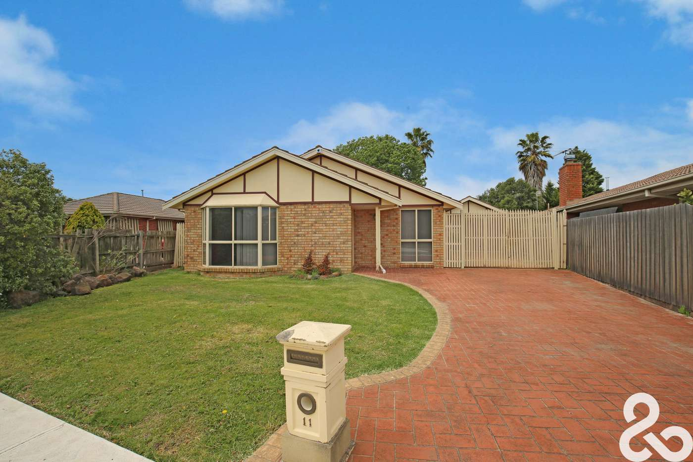 Main view of Homely house listing, 11 Clayton Court, Mill Park VIC 3082