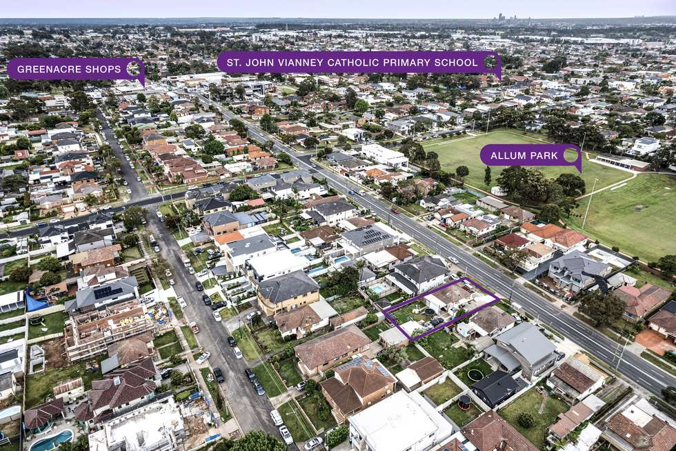 Second view of Homely house listing, 156 Juno Parade, Greenacre NSW 2190