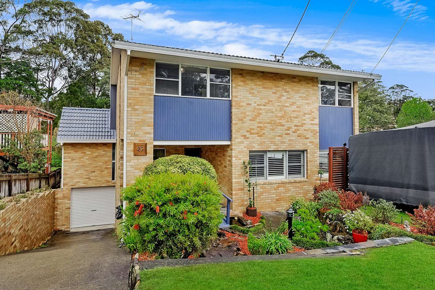 Main view of Homely house listing, 25 Currawong Avenue, Normanhurst NSW 2076