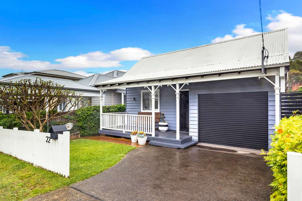 Second view of Homely house listing, 22 Johnson Street, Freshwater NSW 2096
