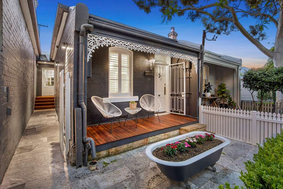 Third view of Homely house listing, 34 Myrtle Street, North Sydney NSW 2060