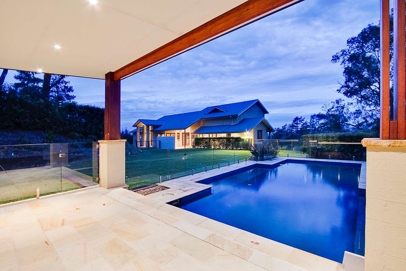 Main view of Homely acreageSemiRural listing, 45 Serpentine Lane, Bowen Mountain NSW 2753