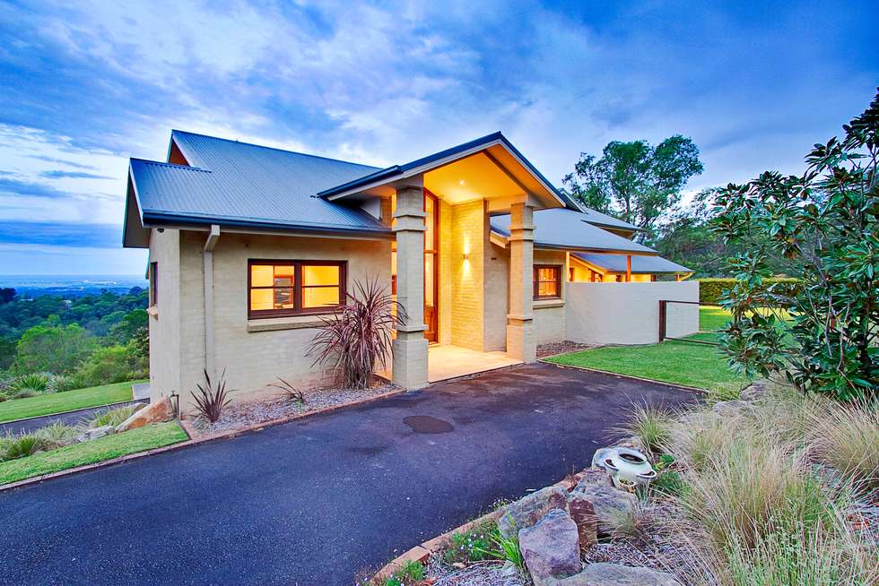 Second view of Homely acreageSemiRural listing, 45 Serpentine Lane, Bowen Mountain NSW 2753