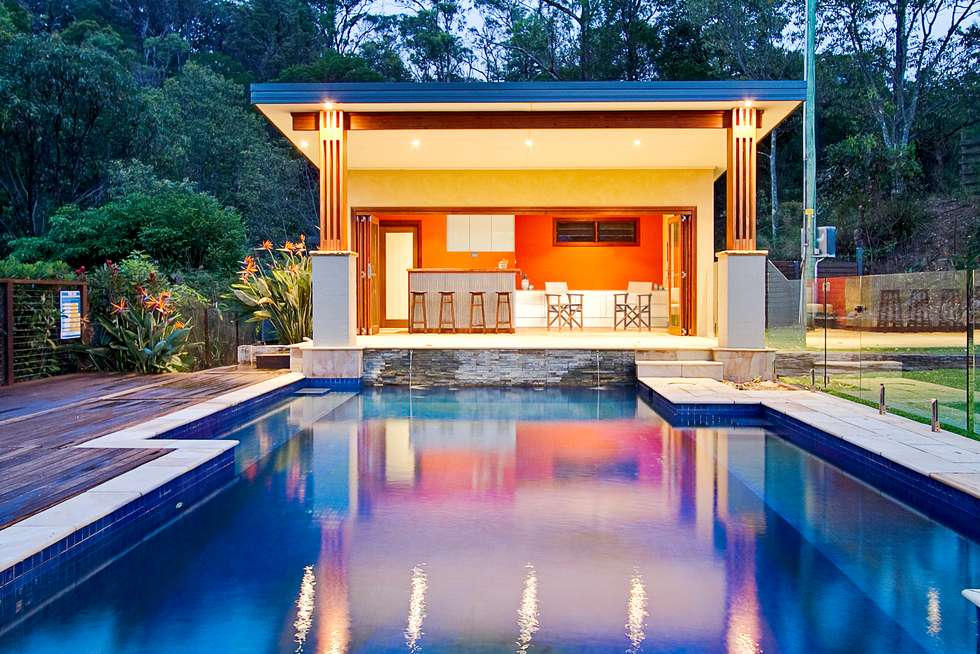 Third view of Homely acreageSemiRural listing, 45 Serpentine Lane, Bowen Mountain NSW 2753