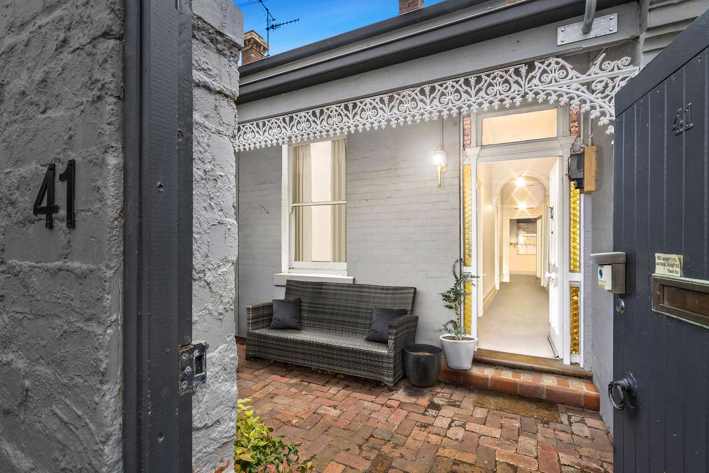 Main view of Homely house listing, 41 Hornby Street, Prahran VIC 3181