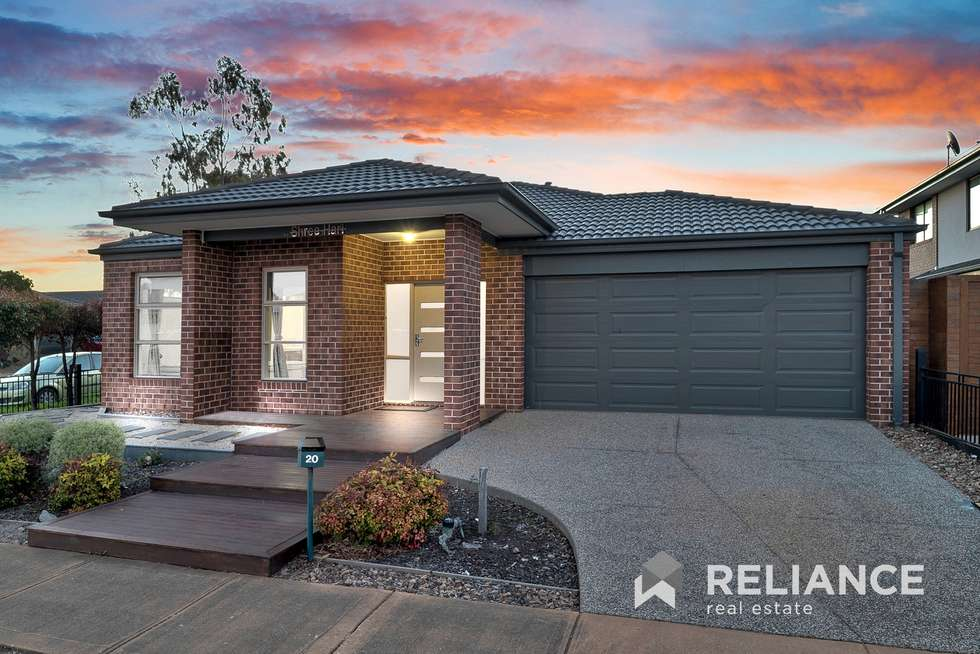 Second view of Homely house listing, 20 Luxford Drive, Point Cook VIC 3030