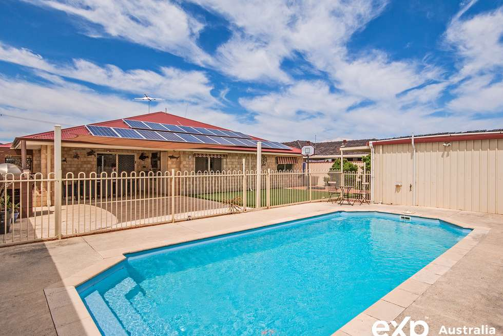 Third view of Homely house listing, 18 Murphy Way, Warnbro WA 6169